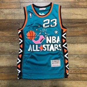 Michael Jordan Chicago Bulls 1996 AS Jersey Small